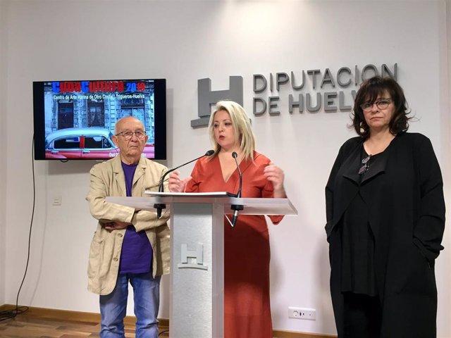 Huelva.- La Diputación presenta la programación del ciclo CubaCultura, que evocará el 500 aniversario de La Habana