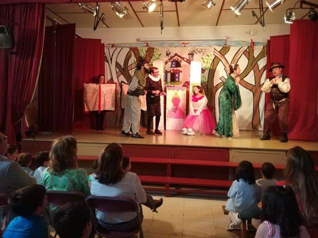 Córdoba.- Educación.- La Junta destaca el valor de la disciplina y el esfuerzo en el colegio Los Califas
