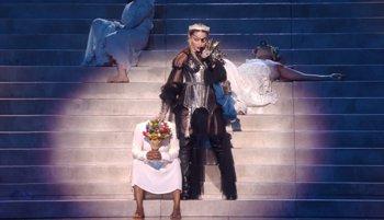 """Foto: Madonna, sobre su actuación en Eurovisión: """"Estoy agradecida por la oportunidad de difundir un mensaje de paz y unidad"""""""