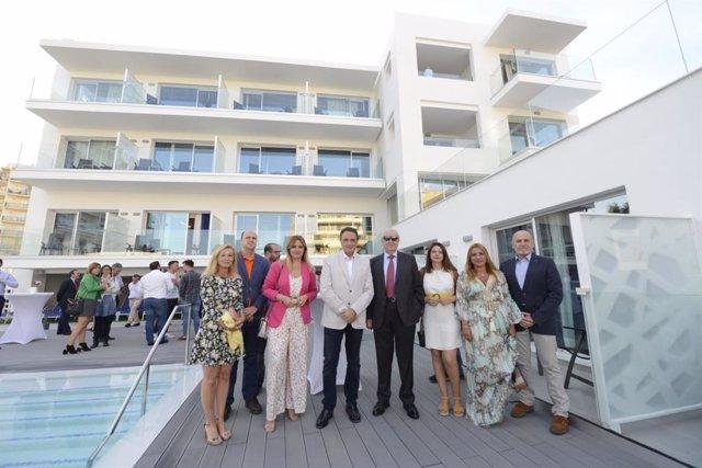 Málaga.- Turismo.- Torremolinos incorpora a su oferta un complejo de apartamentos turísticos