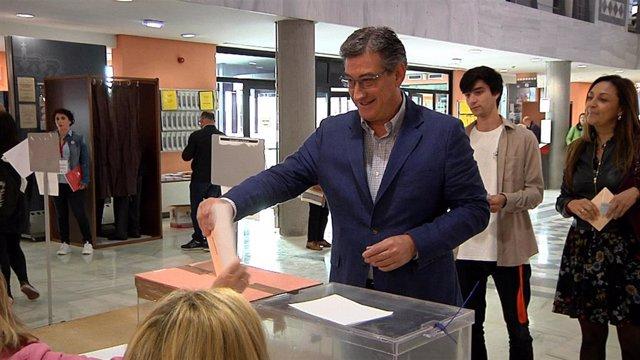"""28A.-Prendes (Cs) afirma que el voto """"nos hace iguales"""" y que la igualdad """"está en riesgo"""" en España"""