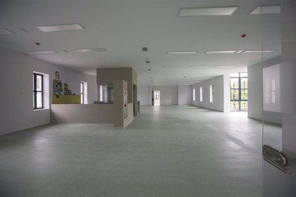 Camargo finaliza las obras del edificio de Cros que albergará la nueva Biblioteca municipal