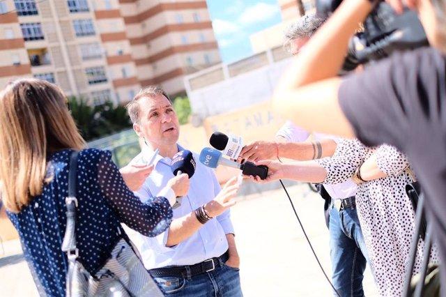 """26M.- Bermúdez (CC) Acusa Al PSOE Y Podemos De Querer Provocar Un """"Destrozo"""" En La Economía De Santa Cruz"""