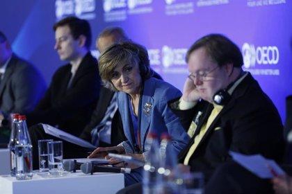 Carcedo destaca a la OCDE la importancia de garantizar la equidad en las terapias CART