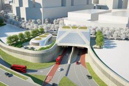 Economía/Empresas.- Ferrovial construirá el nuevo túnel bajo el Támesis en Londres por 1.150 millones