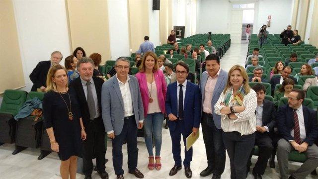 Málaga.- El Plan de Transporte de Málaga resalta el excesivo uso del vehículo privado