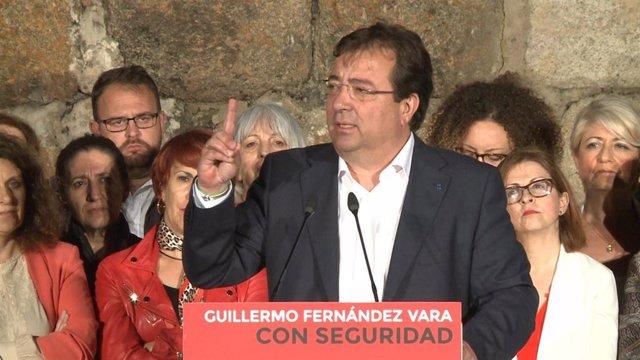 """26M.- Vara Recalca Que En Las Próximas Elecciones Los Ciudadanos Deben Decidir Entre """"Progreso"""" Y """"Regreso"""""""
