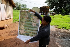 Los pueblos indígenas de Paraguay acuden a la tecnología móvil para salvar sus bosques