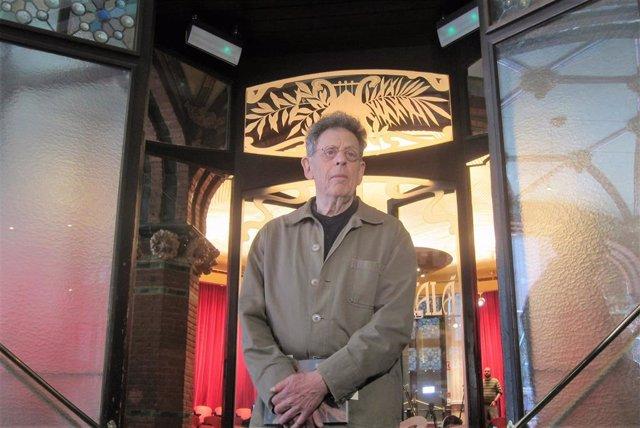 """El compositor Philip Glass: """"La música es un lugar que viene de los sueños"""""""
