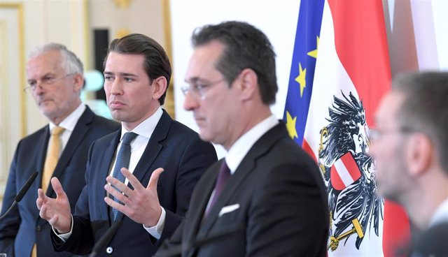 Council of Ministers meeting in Austria