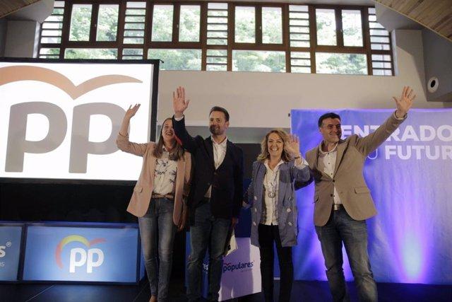 """26M-A.-Mallada (PP) Apuesta Por La Marca 'Occidente Astur', Donde La Cultura Y La Lengua Serían Un """"Valor Añadido"""""""