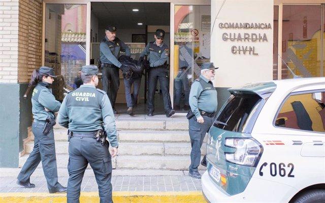 Huelva.-Tribunales.-La exnovia de Bernardo Montoya declarará este jueves como investigada por el crimen de Laura Luelmo