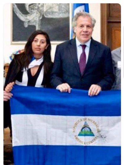 Denuncian la desaparición de una líder estudiantil nicaragüense que participó en la mesa de diálogo con el Gobierno