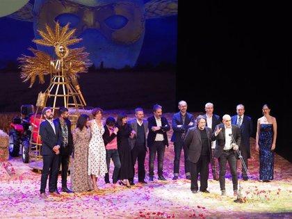 'La Ternura', Premio Max a Mejor espectáculo de Teatro
