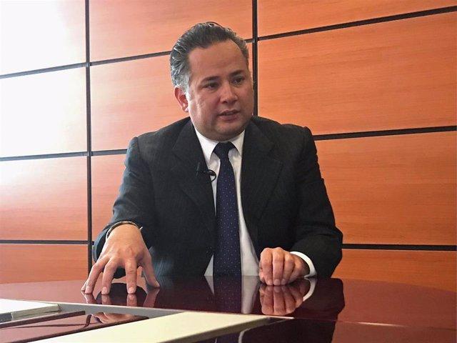 México.- El jefe de la UIF afirma que México perseguirá a los jueces vinculados con el narcotráfico