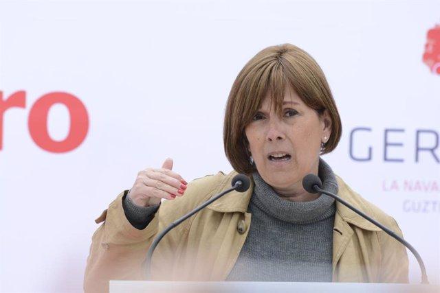 """26M.- Barkos exige a Chivite que aclare si """"está dispuesta a aceptar los votos de Vox para llegar al Gobierno"""""""