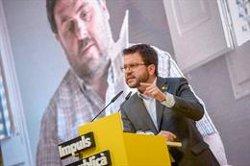 ERC avisa que suspendre Junqueras és com