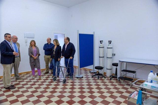 Cádiz.- Más de un millar de habitantes de La Muela de Vejer se benefician desde este miércoles de un nuevo consultorio
