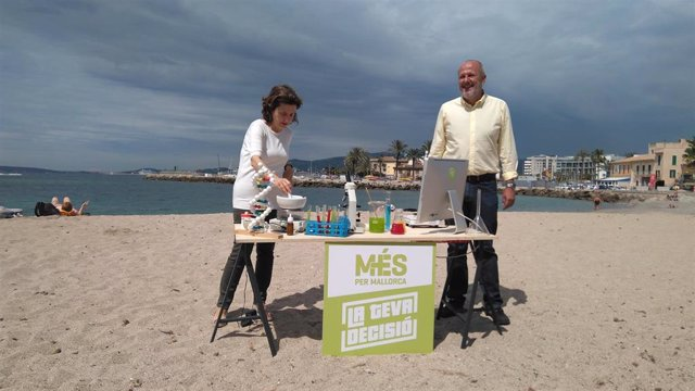 26M.- MÉS Per Mallorca Creará Una Ley De Ciencia Para Retener El Talento En Baleares