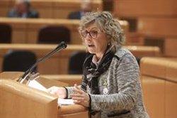 ERC no aclareix si Romeva deixarà el seu escó de senador si la Mesa decideix suspendre'l (Ricardo Rubio - Europa Press - Archivo)