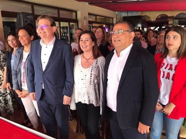 26M.- Ximo Puig Colaborará Con Armengol Para Aprobar En Sus Parlaments Una Declaración De Emergencia Climática