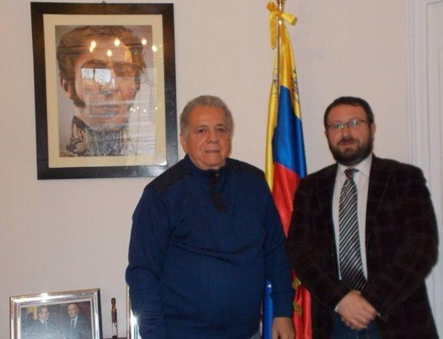 Renuncia el embajador de Venezuela en Italia Julián Isaías Rodríguez