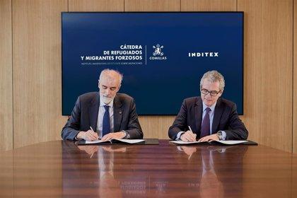 Inditex y Comillas renuevan la Cátedra de Refugiados para ayudar a encontrar soluciones a personas desplazadas