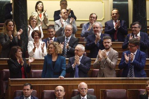 Constitución de la XIII Legislatura del Congreso de los Diputados