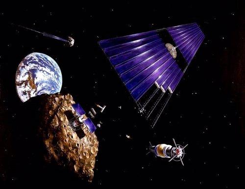 La explotación de recursos en el Sistema Solar debe limitarse ya a 1/8