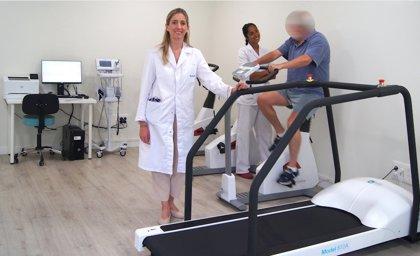Ruber Internacional pone en marcha una unidad de rehabilitación para pacientes cardiópatas