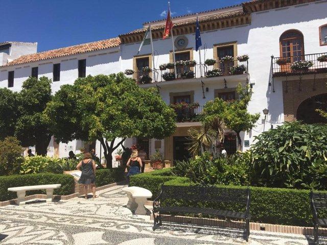 Málaga.- 26M.- Vox reitera el apoyo a su candidatura a la Alcaldía de Marbella