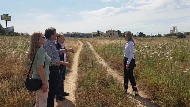 26M.- Isern Promete Incorporar 90.000 M2 De Can Angelí Al Parque De Sa Riera Si Gobierna Tras El 26 De Mayo