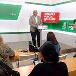 """PSOE-A pide cese del director de Asistencia Sanitaria del SAS por """"ocultar"""" que trabajó para una farmacéutica china"""