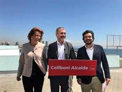 Jaume Collboni (PSC) critica que ERC i JxCat regulin els lloguers