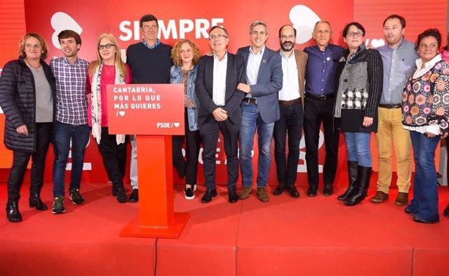 26M.- Cruz Viadero Dice Que El PSOE Es El Único Que Puede Impedir Que Las Derechas Formen Gobierno En Torrelavega