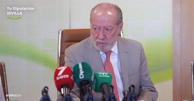 Sevilla.- Villalobos atribuye la resistencia de la Sierra Sur a la despoblación a su apuesta industrial en la Transición