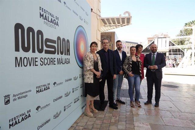Málaga.- La mejor música de cine en directo regresa en Mosma 2019 con siete conciertos, encuentros y clases magistrales