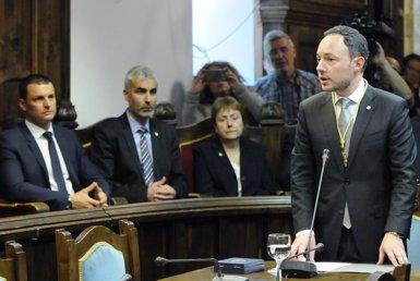 El nou cap de Govern d'Andorra tanca el primer gabinet paritari del Principat (SFG)