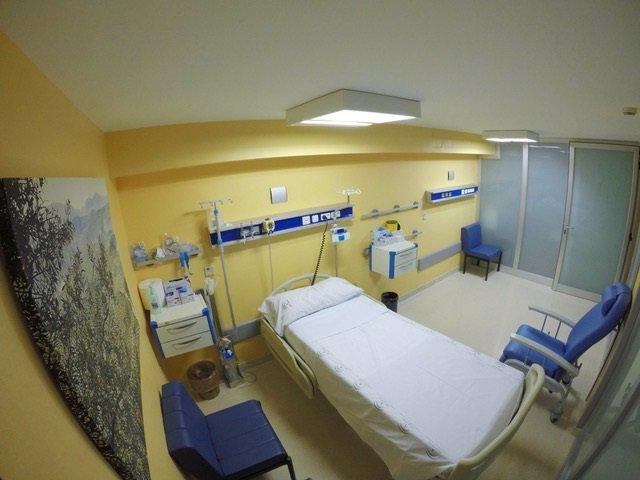 Córdoba.- El Hospital Infanta Margarita de Cabra pone en marcha un box de cuidados especiales en Urgencias