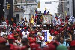 L'Assemblea Constituent de Veneçuela prorroga el seu mandat fins a finals del 2020 (Pedro Mattey/dpa)