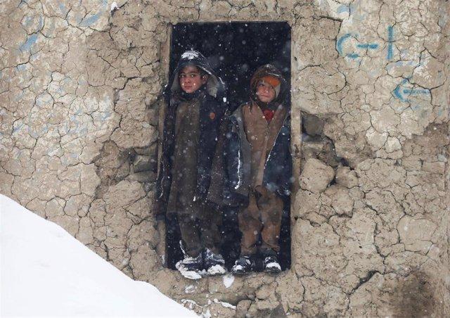 Afganistán.- Un tercio de los afganos han abandonado sus hogares desde 2012