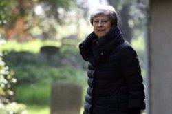 El Govern britànic subscriu l'últim pla de May per tirar endavant el Brexit (Andrew Matthews/PA Wire/dpa)
