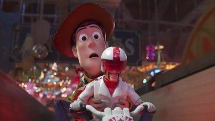 Woody, al rescate de Forky en el nuevo tráiler de Toy Story 4