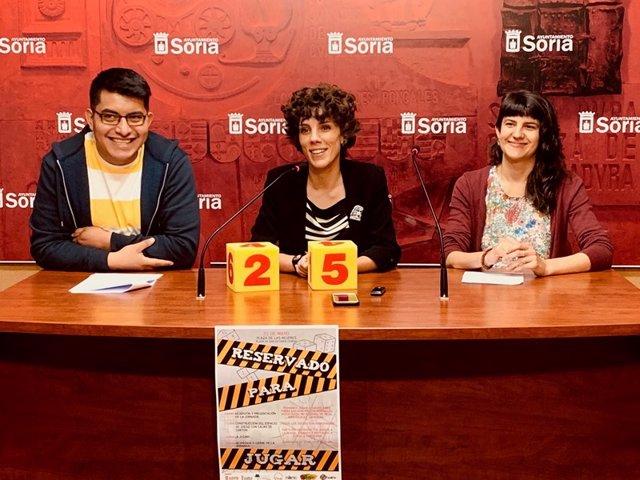 Soria celebra este domingo el 'Día del juego' para recuperar las calles como puntos de encuentro y ocio