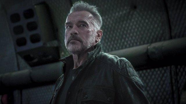 Primeras imágenes de Terminator 6 con el regreso de Sarah Connor y un envejecido Schwarzenegger