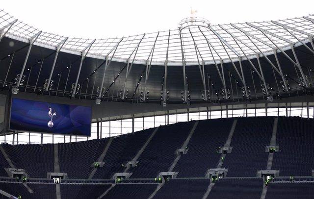 England Premier League -Tottenham Hotspur vs Everton