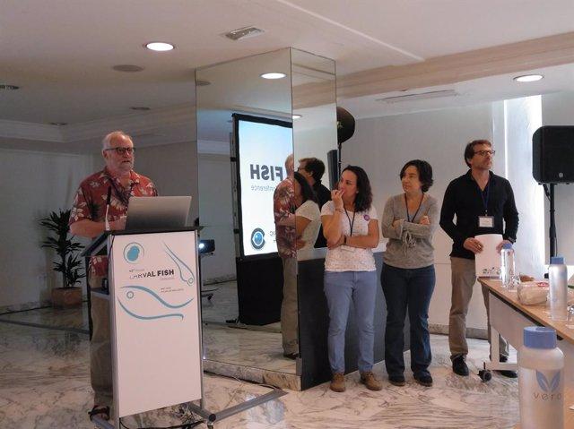 Palma, seu de la 43ª edició de l''Annual Larval Fish Conference'