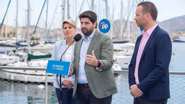 26M.- López Miras Anuncia La Apertura De Una Oficina De Captación De Inversiones En Cartagena Y Traslado De Turismo