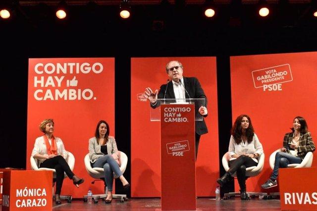 """26M.- El PSOE defiende el feminismo """"sin apellidos"""", la paridad y una igualdad transversal en todas las áreas de gestión"""