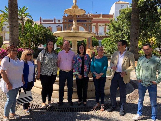 """Sevilla.- 26M.- PP defiende que """"no deja a nadie atrás"""" cuando gobierna con políticas para """"el bienestar y el progreso"""""""
